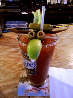 A Good Bloody Mary