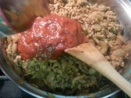 Snap Cook: Sausage Marinara