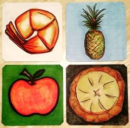 Illustrating My Cookbook Series
