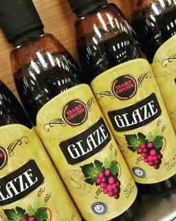 Trader Joe's Tip: Glaze