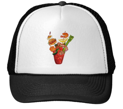 BloodyMaryTruckerHat