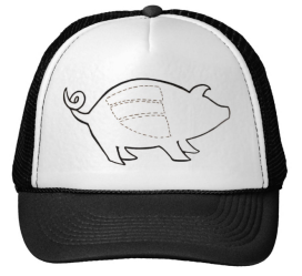 RibsTruckerHat