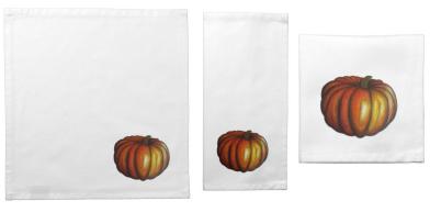 FabricNapkinPumpkinSet4