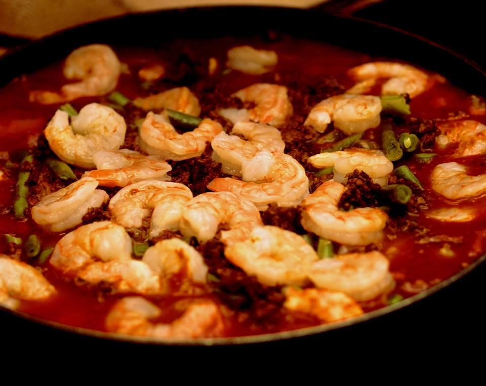 PaellaSeafood